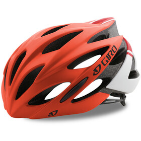 Giro Savant Fietshelm, mat dark red